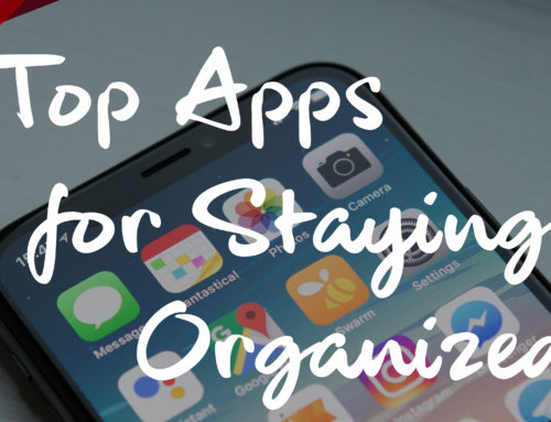 Top Apps for Staying Organized