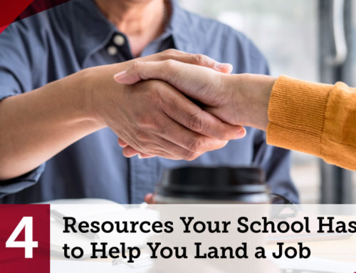4 Resources Your School Has to Help You Land a Job