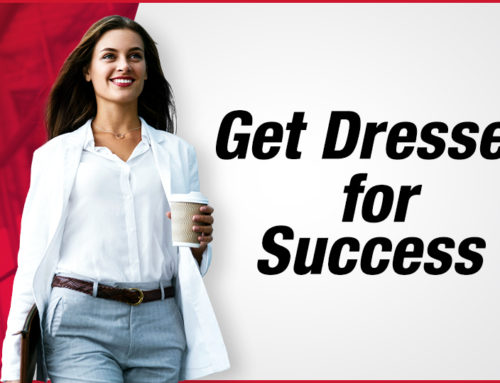 Get Dressed for Success